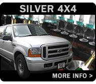 Silver 4x4 16 Seater